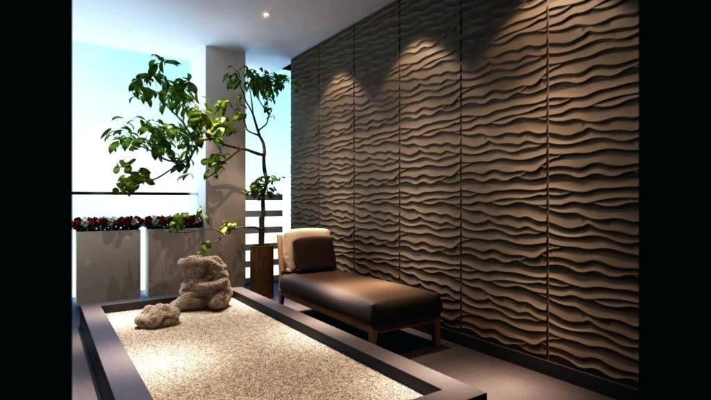 Metal Wall Art Decor 3D Mural Inside Well Known Wall Art 3D Metal Decor Wall Art Ideas Design Interior Wall Art (View 10 of 15)