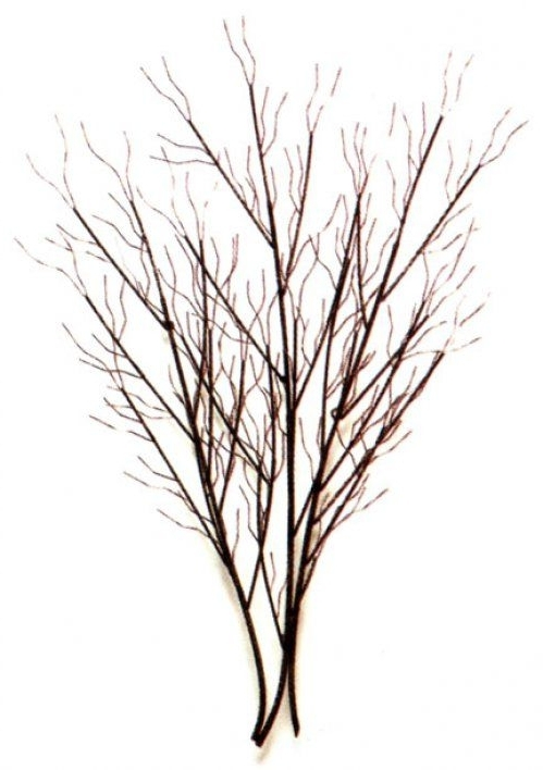 Metal Wall Art Trees And Branches Intended For Preferred Large Tree Branch Wall Art (View 7 of 15)