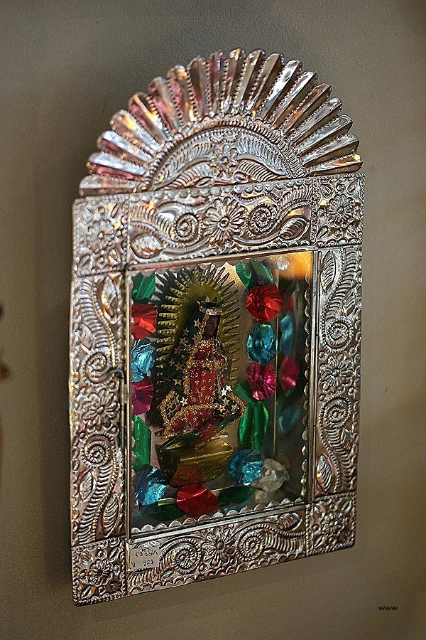 Mexican Metal Art Pertaining To Fashionable Wall Art (View 8 of 15)