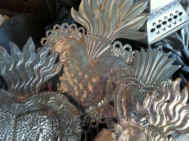 Mexican Metal Art Within Latest Mexican Tin Work (View 11 of 15)