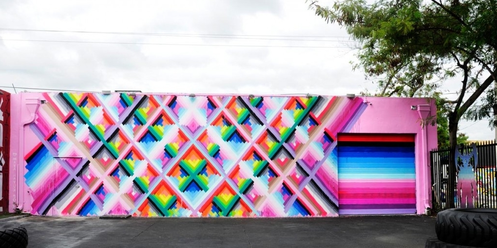 Miami Wall Art In Well Known Not Your Grandma's Art Walk: A Guide To Miami's Wynwood Walls (View 4 of 15)