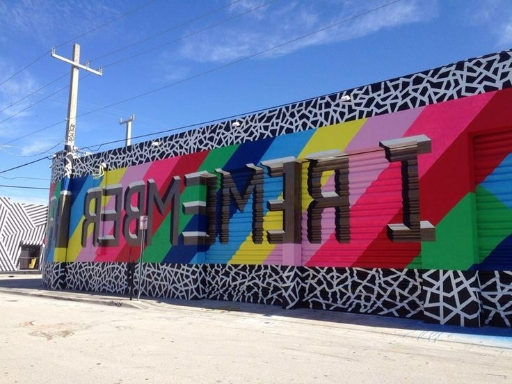 Miami Wall Art Throughout Best And Newest Miami Wall Art – Elitflat (View 3 of 15)