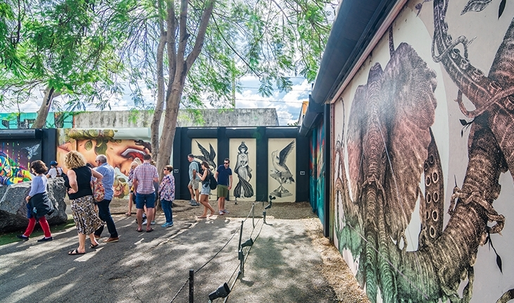 Miami Wall Art Within Famous Local Miami Artists Make Their Mark – The Wynwood Story (View 15 of 15)