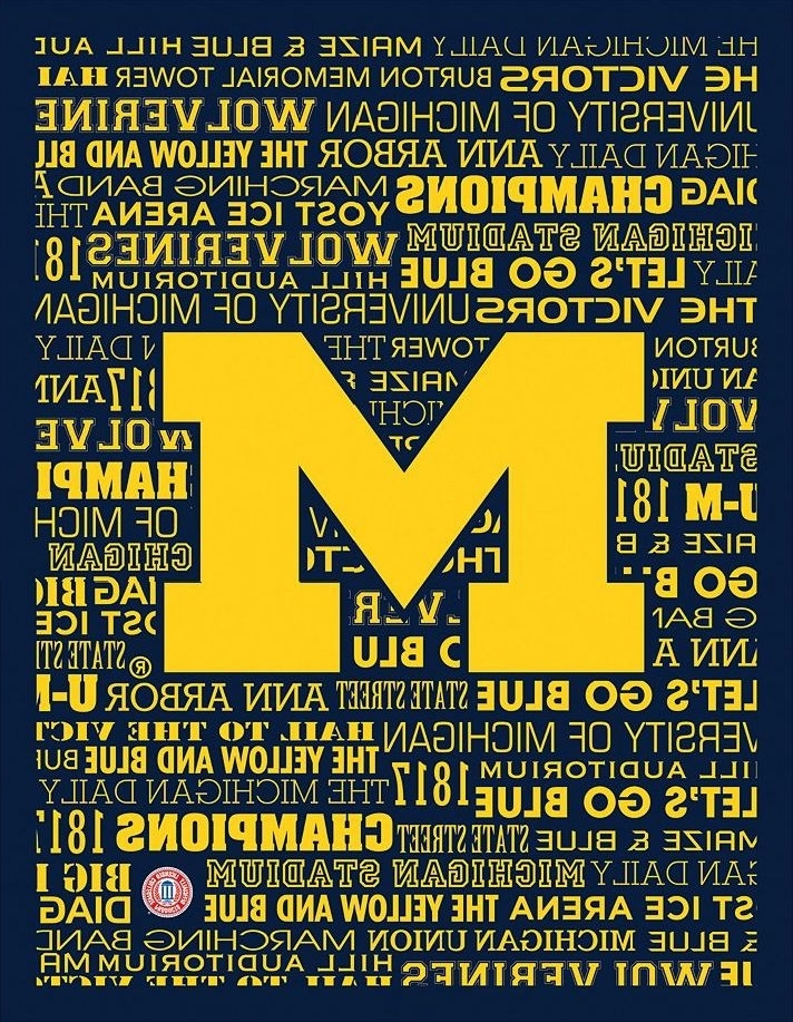 [%Michigan Wolverines Typography Canvas Wall Art | | Go Blue – []V In Preferred Typography Canvas Wall Art|Typography Canvas Wall Art Throughout Current Michigan Wolverines Typography Canvas Wall Art | | Go Blue – []V|Most Up To Date Typography Canvas Wall Art Throughout Michigan Wolverines Typography Canvas Wall Art | | Go Blue – []V|Famous Michigan Wolverines Typography Canvas Wall Art | | Go Blue – []V Inside Typography Canvas Wall Art%] (View 15 of 15)