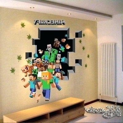 Minecraft Wall Stickers – Testplan (View 11 of 15)