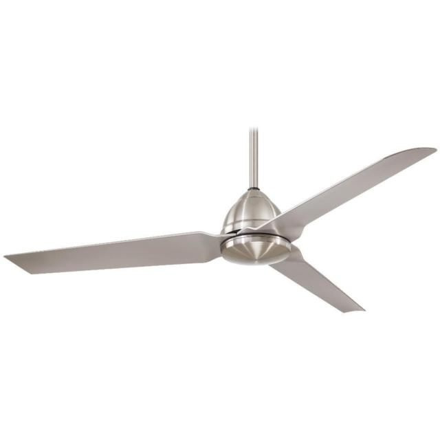 Minka Aire F753L Bnw 54In Java Led Outdoor Ceiling Fan (View 4 of 15)