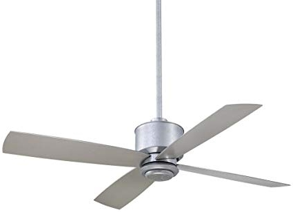 Featured Photo of Minka Aire Outdoor Ceiling Fans With Lights