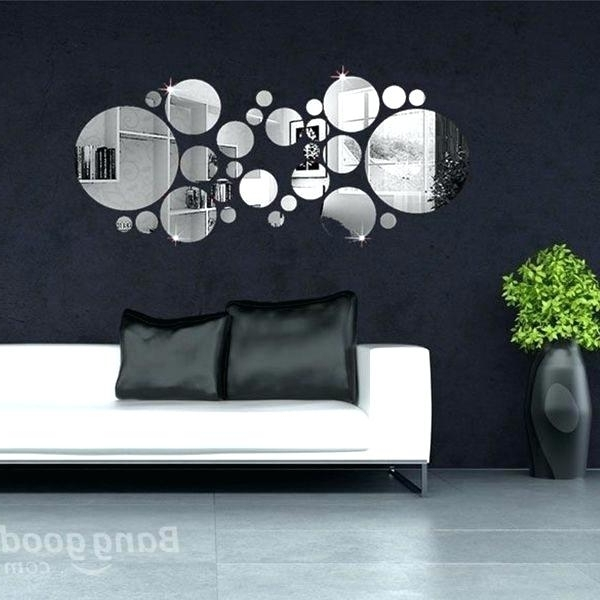Mirror Circles Wall Art Featured Image Of Mirror Circles Wall Art Regarding Well Liked Mirror Circles Wall Art (View 2 of 15)