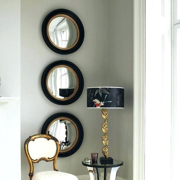 Mirror Circles Wall Art Round Mirror Wall Art – Dannyjbixby With Regard To Popular Small Round Mirrors Wall Art (View 2 of 15)