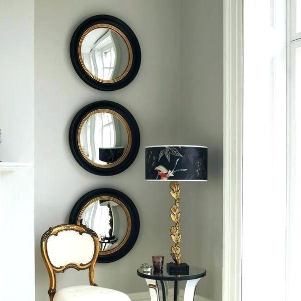 Mirror Circles Wall Art Round Mirror Wall Art – Dannyjbixby With Regard To Popular Small Round Mirrors Wall Art (View 2 of 15)