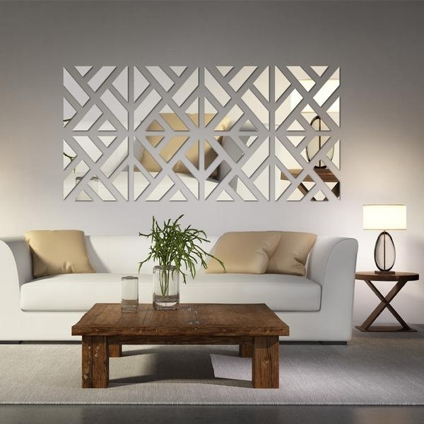 Mirrors Modern Wall Art Regarding Most Recently Released Product Image Aab Ca Ed Bd Effd Grande Web Image Gallery Wall Decor (View 9 of 15)