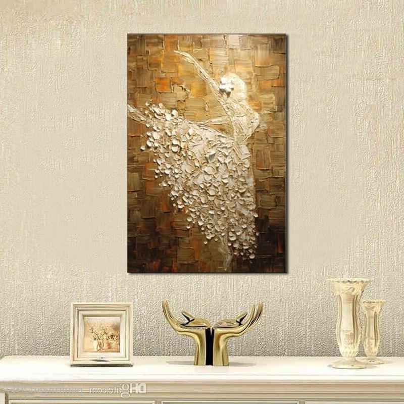 Modern Abstract Huge Wall Art In Latest 2018 Modern Abstract Huge Wall Art Decor Oil Hand Painting On Canvas (View 12 of 15)