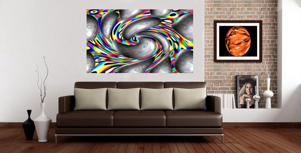 Modern Art Prints Uk Contemporary Colourful Twister Art Prints Intended For 2018 Uk Contemporary Wall Art (View 10 of 15)