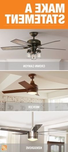 Modern Ceiling Fan Light Wood Mid Century Harbor Breeze Avian Regarding Widely Used Outdoor Ceiling Fans With Mason Jar Lights (View 5 of 15)