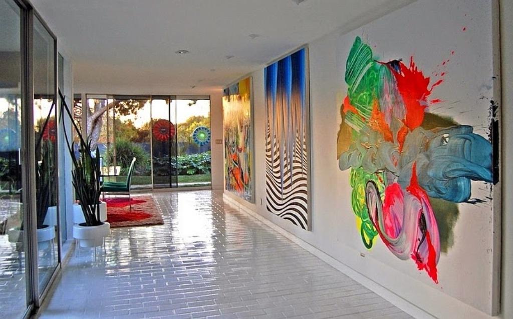 Modern Glass Wall Art For Preferred Modern Glass Wall Art Decor For Living Room : Modern Glass Wall Art (View 15 of 15)