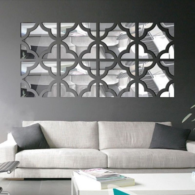 Featured Photo of Modern Mirror Wall Art
