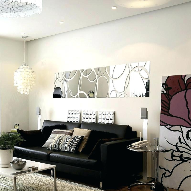 Modern Mirror Wall Art Within Trendy Modern Mirror Wall Art Wall Mirrors Mirror Wall Art Mirror Wall (View 9 of 15)