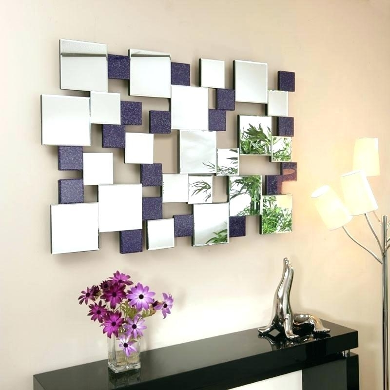 Modern Mirrored Wall Art Within Widely Used Modern Mirrored Wall Art – Gboxcreative (View 10 of 15)