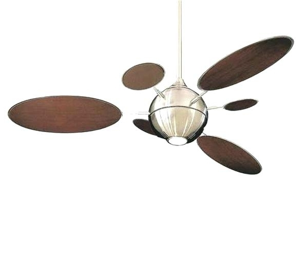 Modern Outdoor Ceiling Fans Mid Century Modern Fan Modern Ceiling With Most Recent Contemporary Outdoor Ceiling Fans (View 9 of 15)
