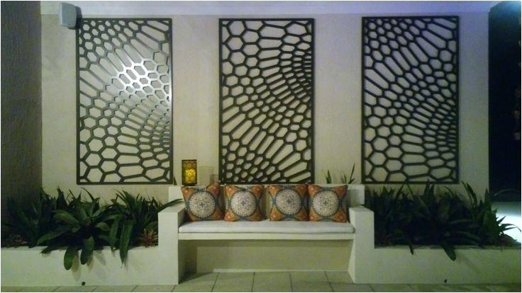 Modern Outdoor Wall Art Contemporary Outdoor Wall Decor Elegant Throughout Most Current Contemporary Outdoor Wall Art (View 13 of 15)
