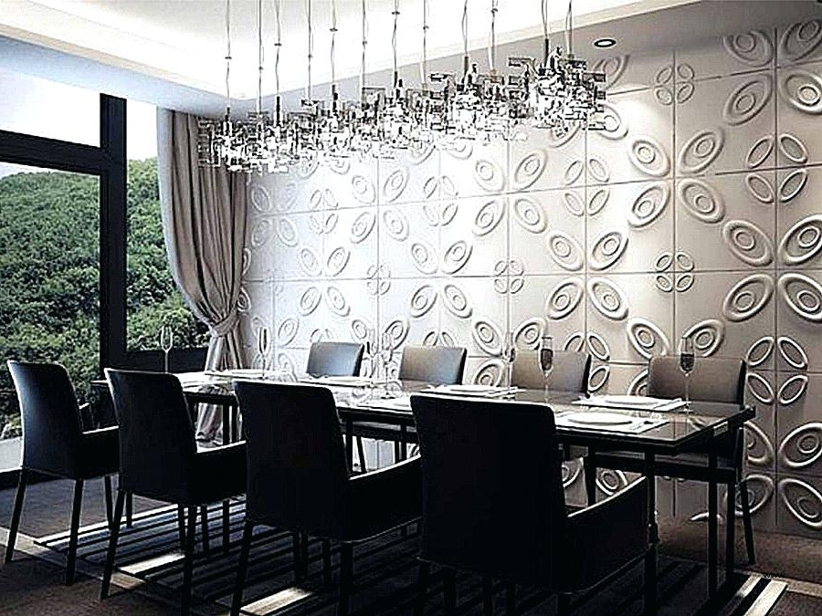Modern Wall Art For Dining Room For Recent Wallpaper Ideas For Dining Room Modern Wall Art For Dining Room (View 2 of 15)