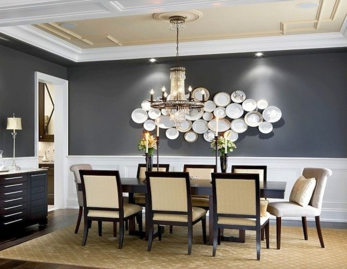 Modern Wall Art For Dining Room With Newest  (View 7 of 15)