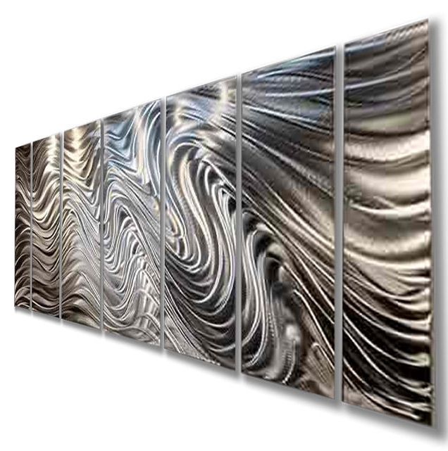 Modern Wall Art Uk Pertaining To Recent Abstract Meta Superb Wall Decor Uk – Home Design And Wall Decoration (View 6 of 15)