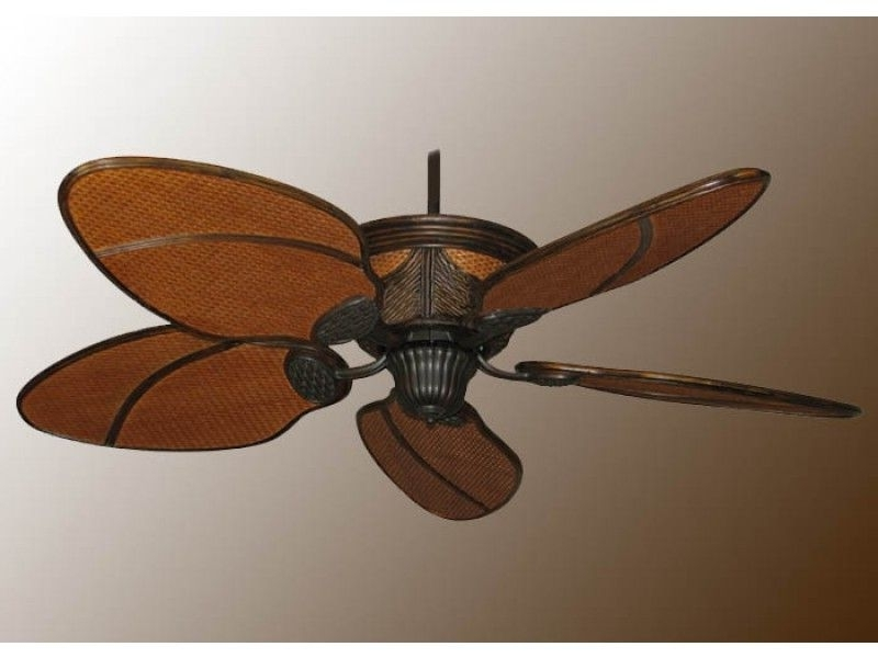 Moroccan Ceiling Fan (View 5 of 15)