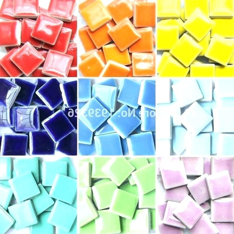 Mosaic Tile Kits For Adults Home Improvement Mosaic Tile Art Kits With Most Recent Mosaic Art Kits For Adults (View 8 of 15)
