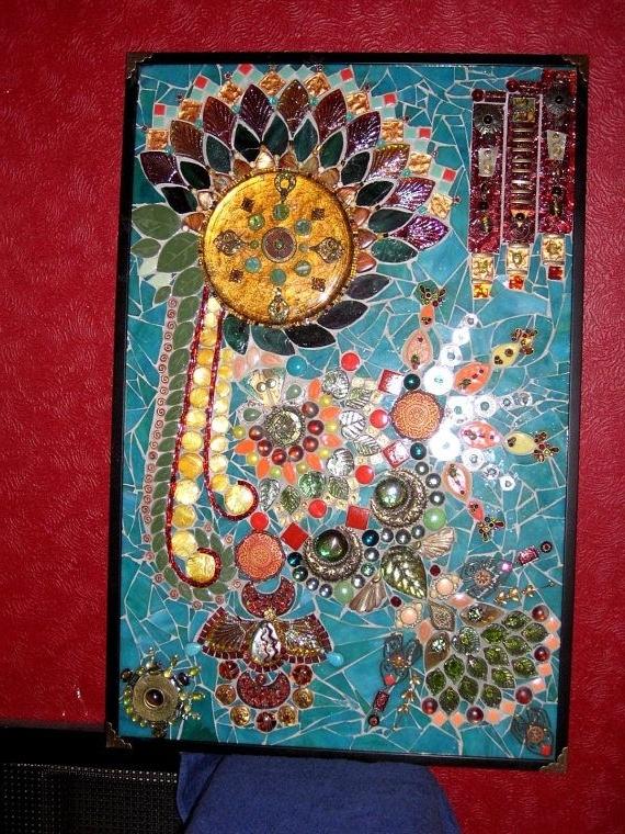Mosaic Wall Art (View 13 of 15)