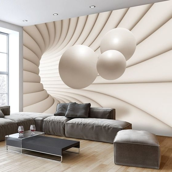 Most Current 15 Outstanding Wall Art Ideas Inspiredoptical Illusions Pertaining To Optical Illusion Wall Art (View 4 of 15)