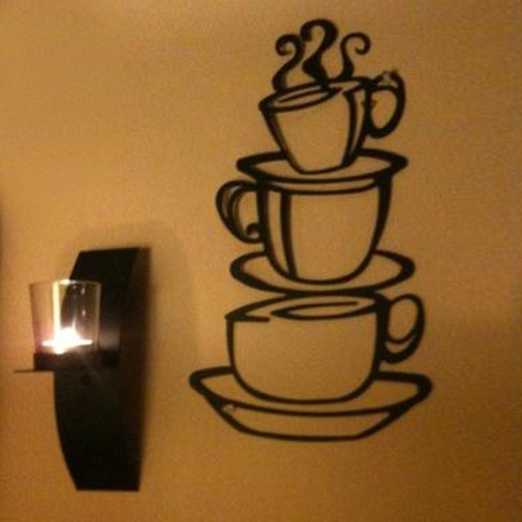 Most Current 36 Kitchen Metal Wall Art, 2018 Best Of Kitchen Metal Wall Art Regarding Coffee Theme Metal Wall Art (View 14 of 15)