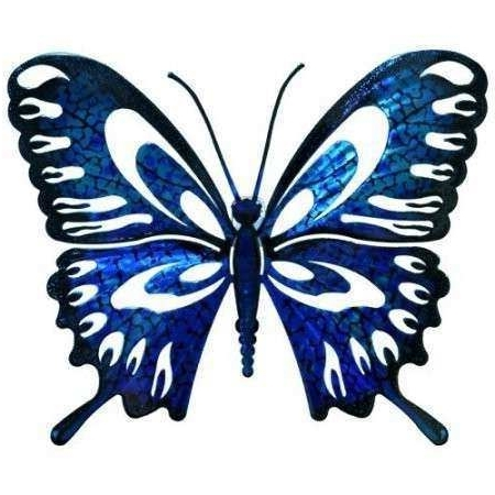 Most Current 3D Wall Art Walmart Intended For Outdoor Butterfly Wall Decor Luxury 3D Butterfly Metal Outdoor Wall (View 7 of 15)