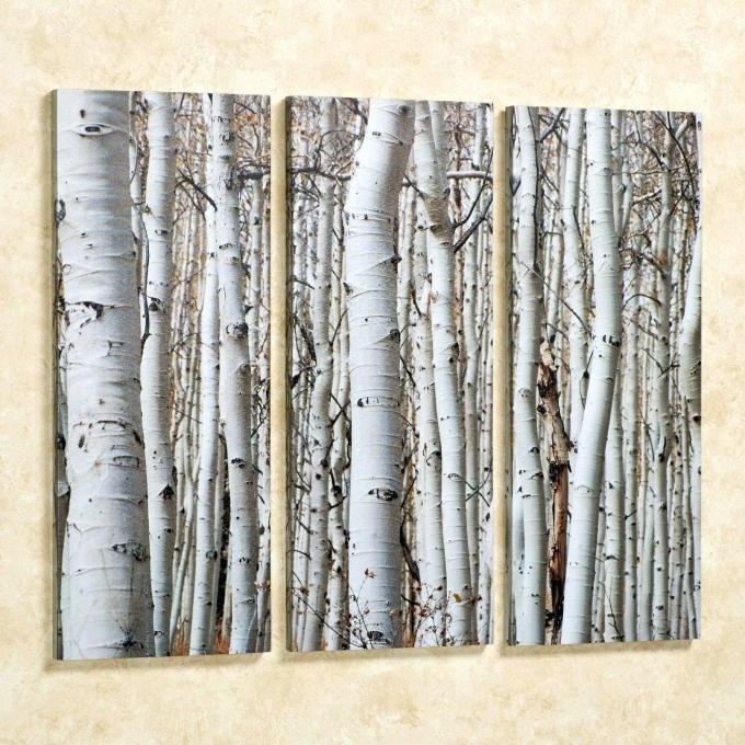 Most Current Birch Tree Wall Art Collection Of Aspen Tree Wall Art Wall Art Ideas Pertaining To Aspen Tree Wall Art (View 11 of 15)
