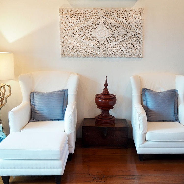 Most Current Buy Balinese Wall Art Single Bed Panel Online In Balinese Wall Art (View 5 of 15)