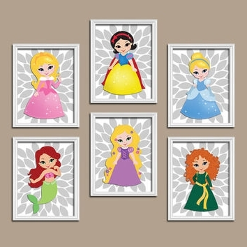 Most Current Disney Canvas Wall Art Regarding Best Disney Canvas Art Products On Wanelo (View 7 of 15)