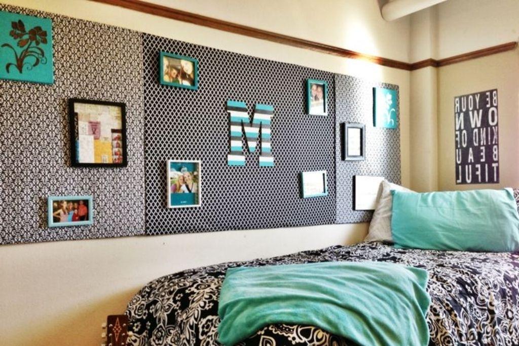 Most Current Diy Dorm Room Decor Ideas (View 5 of 15)