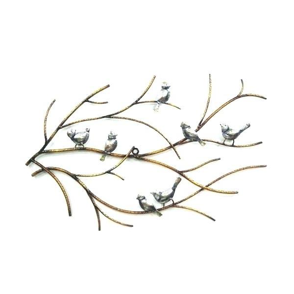 Most Current Flock Of Birds Wall Art Regarding Flock Of Birds Wall Art Flying Birds Wall Art Metal Bird Wall Decor (View 15 of 15)