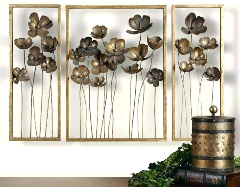 Most Current Giant Wall Decor Wall Arts Big Metal Wall Art Metal Wall Hangings Pertaining To Big Metal Wall Art (View 3 of 15)