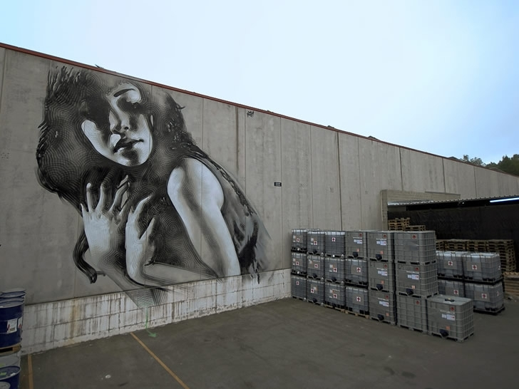Most Current Girl On Factory Wall (View 11 of 15)