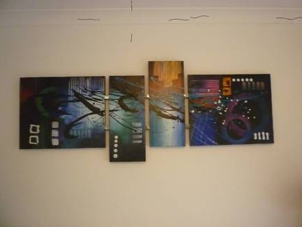 Most Current Gold Coast 3D Wall Art With Regard To 3D Wall Art Panels (View 4 of 15)