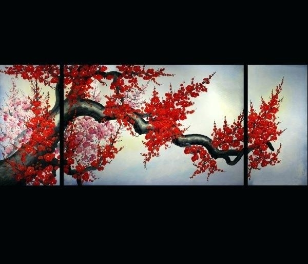 Most Current Japanese Wall Art Panels Within Japanese Wall Art Best Wall Art Panels With Additional Panels Sale (View 9 of 15)
