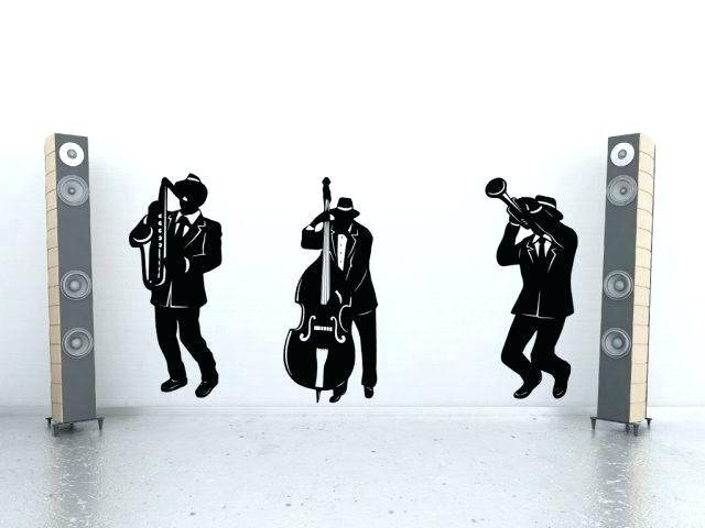 Most Current Jazz Wall Art Jazz Music Wall Art Jazz Band Wall Art – Anhsau Pertaining To Abstract Jazz Band Wall Art (View 5 of 15)
