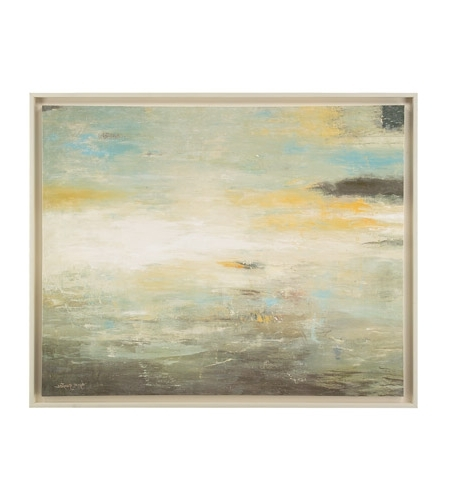Most Current John Richard Gbg 0686 The Quietest Moment Blues And Golds Wall Art In John Richard Wall Art (View 15 of 15)