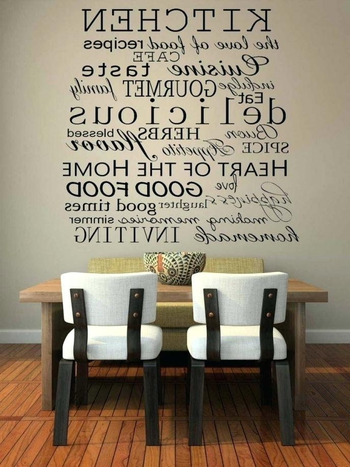 Most Current Large Wall Art For Kitchen Regarding Kitchen Wall Decor Pictures Large Size Of Wall Kitchen Wall Art (View 4 of 15)
