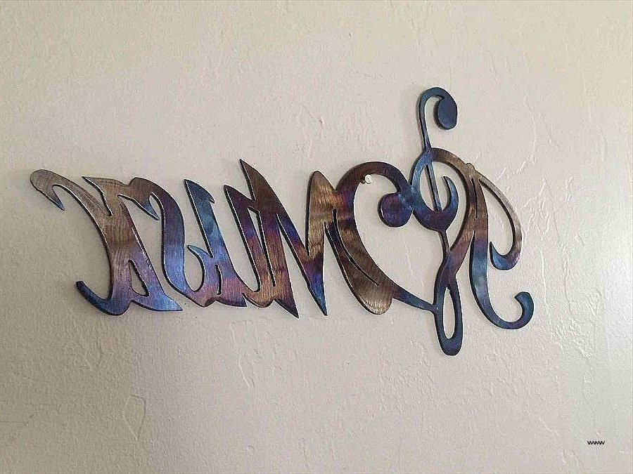 Most Current Metal Music Notes Wall Art With Music Note Metal Wall Art Beautiful Metal Music Notes Wall Decor (View 4 of 15)