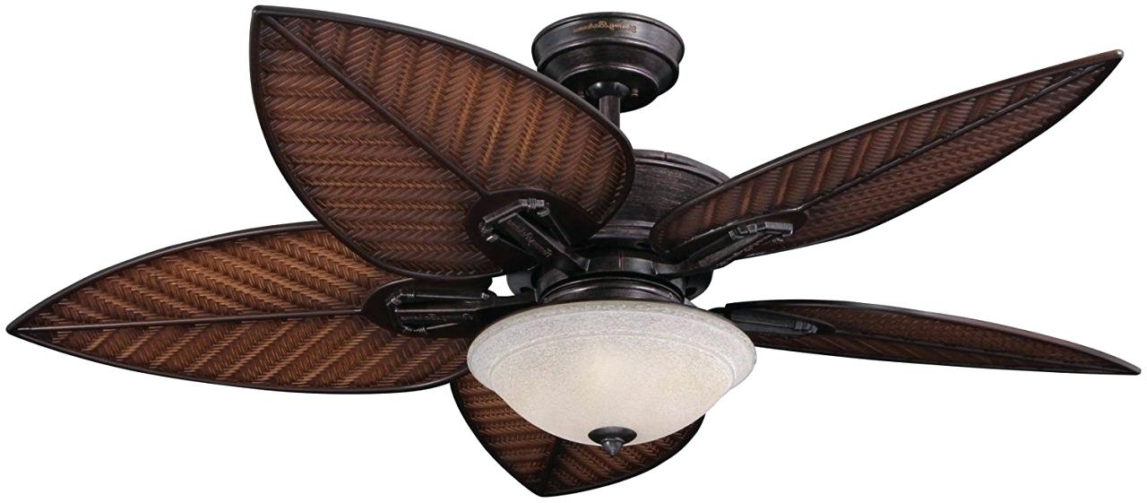 Most Current Outdoor Ceiling Fans For Gazebos Throughout Outdoor Ceiling Fans Waterproof Top Best Outdoor Ceiling Fans For (View 8 of 15)