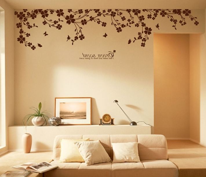 Most Current Sticker Wallpaper D Wall Stickers Vinyl Wall Stickers Vinyl Wall Art Within Wall Art Deco Decals (View 8 of 15)