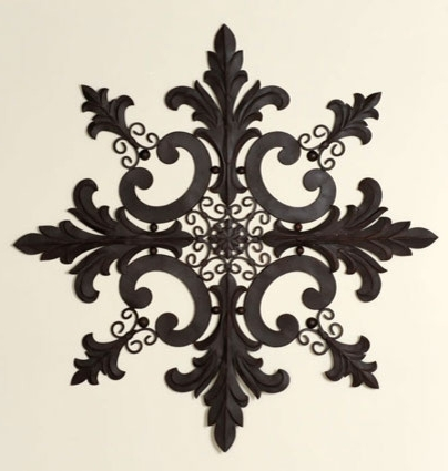 Most Current Wall Art Ideas Design : Black Filigree Wall Art Sample Themes Houzz Pertaining To Filigree Wall Art (View 4 of 15)