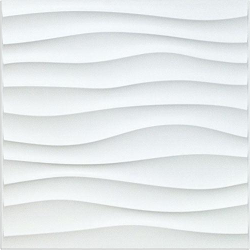 Most Current Wave Wall Panel Paper Wave Wall Panels 3D Waves Decorative Wall Within Waves 3D Wall Art (View 13 of 15)